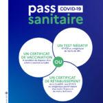 0 COVID19 Pass sanitaire Affiche 2
